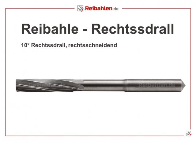 Reibahle Rechtsdrall